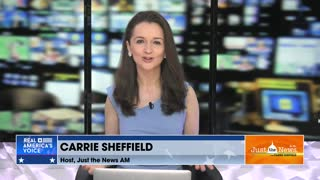 Carrie Sheffield signs off from Just the News A.M.