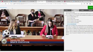 SB354 THE FAIRNESS IN WOMEN'S SPORTS Act ACT; Save Women's Sports testimony
