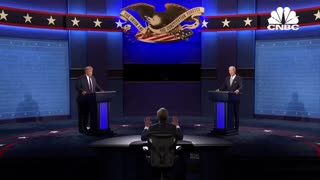 """Trump and Biden Spar in First Debate: """"Will You Shut Up Man?"""""""