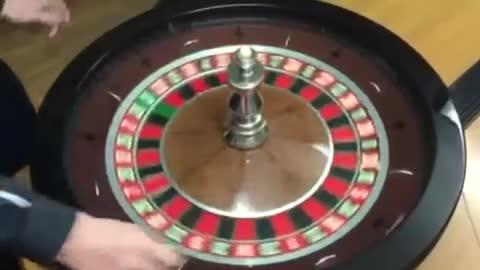 Casino ball trick