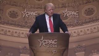 CPAC 2014 - President Donald J. Trump