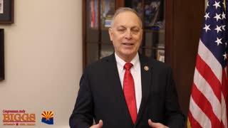 Congressman Biggs Opening Statement to 117th Congress