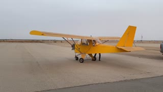 The Flying Honey Badger
