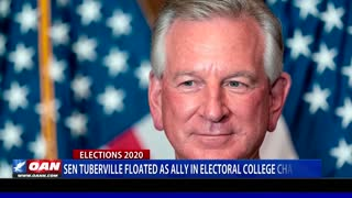 Sen. Tuberville floated as ally in electoral college challenge