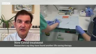 Life-saving Covid treatment found