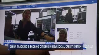 Chinese Social Credit Scoring System Explained