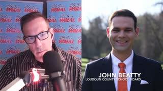 Loudoun County School Board SHUTS DOWN Public Forum With Parents