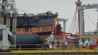 HMS SURPRISE RETURNS
