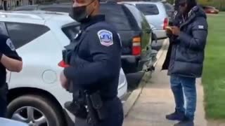 Man Harasses Officers, Cop Shuts Him Up With SAVAGE Reply