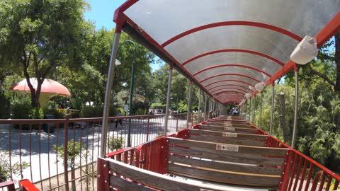 Bonfante Railroad Gilroy Gardens