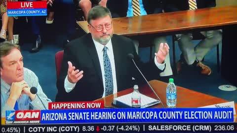 AZ Senate Hearing 07/15/21