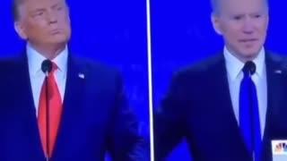 Trump Shocks Biden