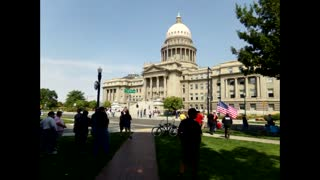Idaho Legislator Calls Cops on Christian Family 01.27.21