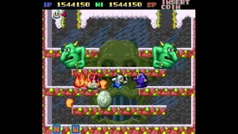 Snow Bros - Arcade