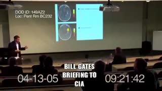 Bill Gates Briefing