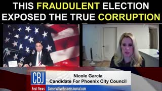 This Fraudulent Election Exposed The Corruption!