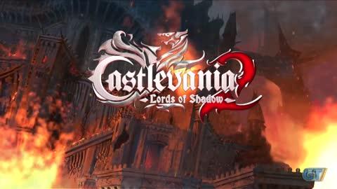 Castlevania Lords of Shadow 2 - VGA 2012 Teaser