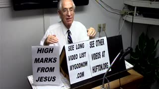 High Marks From Jesus