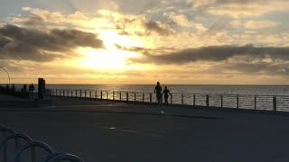 Saint Pete pier sunrise