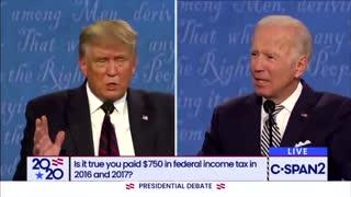 Biden confirms speaking Arabic during the debate with Trump
