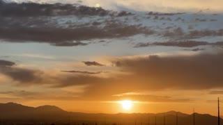 Time Lapse Sunset 4/1/2021
