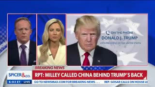 BREAKING: Trump Calls Out General Milley for Treason After BOMBSHELL Report
