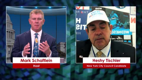 New York City Politics with City Council Candidate Heshy Tischler | Schaftlein Report