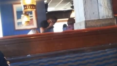 Woman Catches Her Cheating Husband With Mistress At Red Lobster!