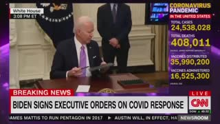 "Biden Gets Heated When Reporter Asks Him Tough Question: ""Give Me A Break Man"