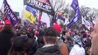 Mo Brooks speech part 2 (Save America March) 1/6/2021