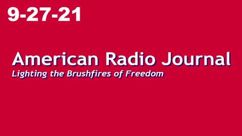 American Radio Journal 9-27-21