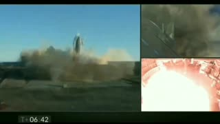 🚨BOOM! Starship SN 8 SpaceX Test Flight EXPLOSION