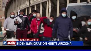 Biden immigration policies hurts Ariz.