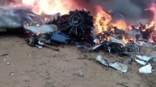 Accidente avión DC3