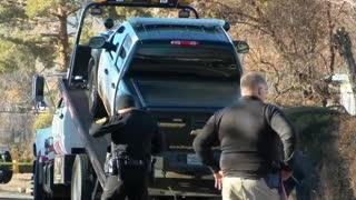 Police: Wanted Fugitive Who Shot Douglas County Deputy Gets Arrested