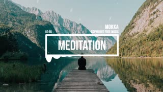 Meditation music to sleep