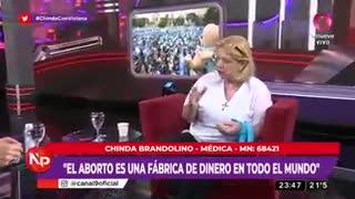ABORTO ASESINATO TRÁFICO ORGANOS VACUNAS