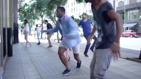 cute baby dancing video