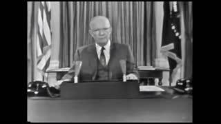 Dwight D Eisenhower Farewell Address - MILITARY INDUSTRIAL COMPLEX WARNING!