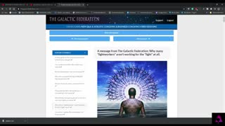 Subjectively Offensive: THE DIFFERENCE BETWEEN FAKE & REAL GALACTIC FEDERATION