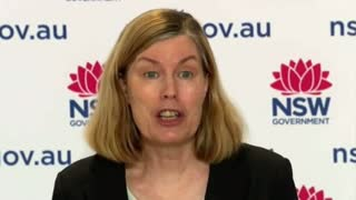 """Australian Health Official Talks About """"New World Order"""""""