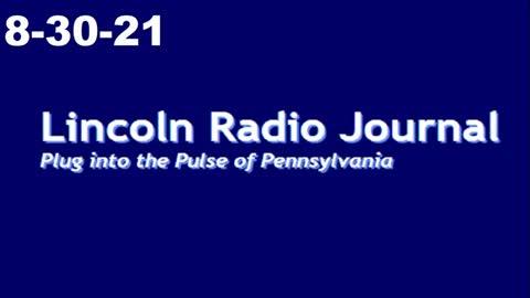 Lincoln Radio Journal 8-30-21