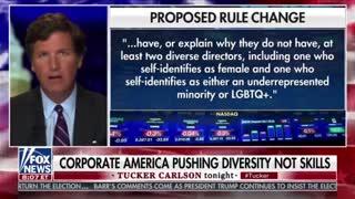 Tucker Blasts the Delusions of Woke Corporations