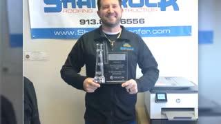 Shamrock Award Winning Service!