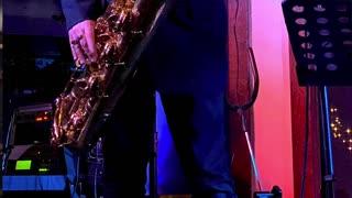Bari Sax - Baritone Saxophone - Greg Vail Jazz - Alone Together