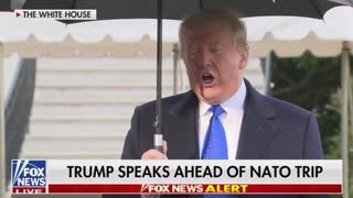 Trump: 'We're Fighting For The American People'