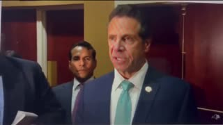 Andrew Cuomo doesn't want this video released