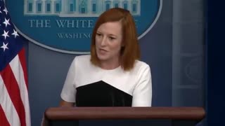 A Reporter Asks Psaki If Joe Biden Has EVER Been to the Border - Her Answer BREAKS THE INTERNET