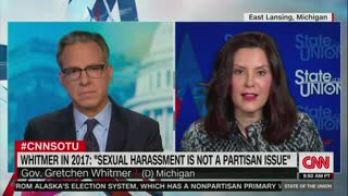 'Very Serious': Gretchen Whitmer Supports Investigation Into Cuomo Accusations