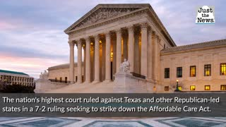 Supreme Court upholds Obamacare, rejecting Republican challenge in 7-2 ruling